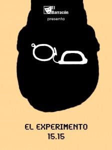Ba. Cartel definitivo. Experimento. UCM 15. - boceto 05