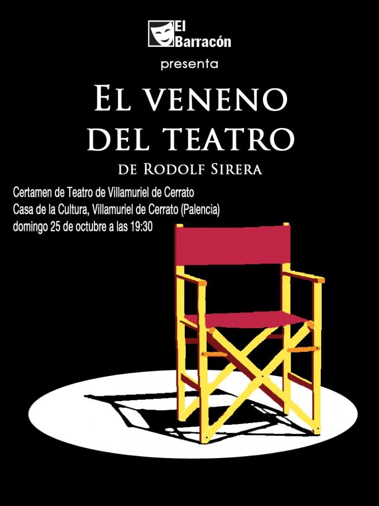 el veneno del teatro - villamuriel 01