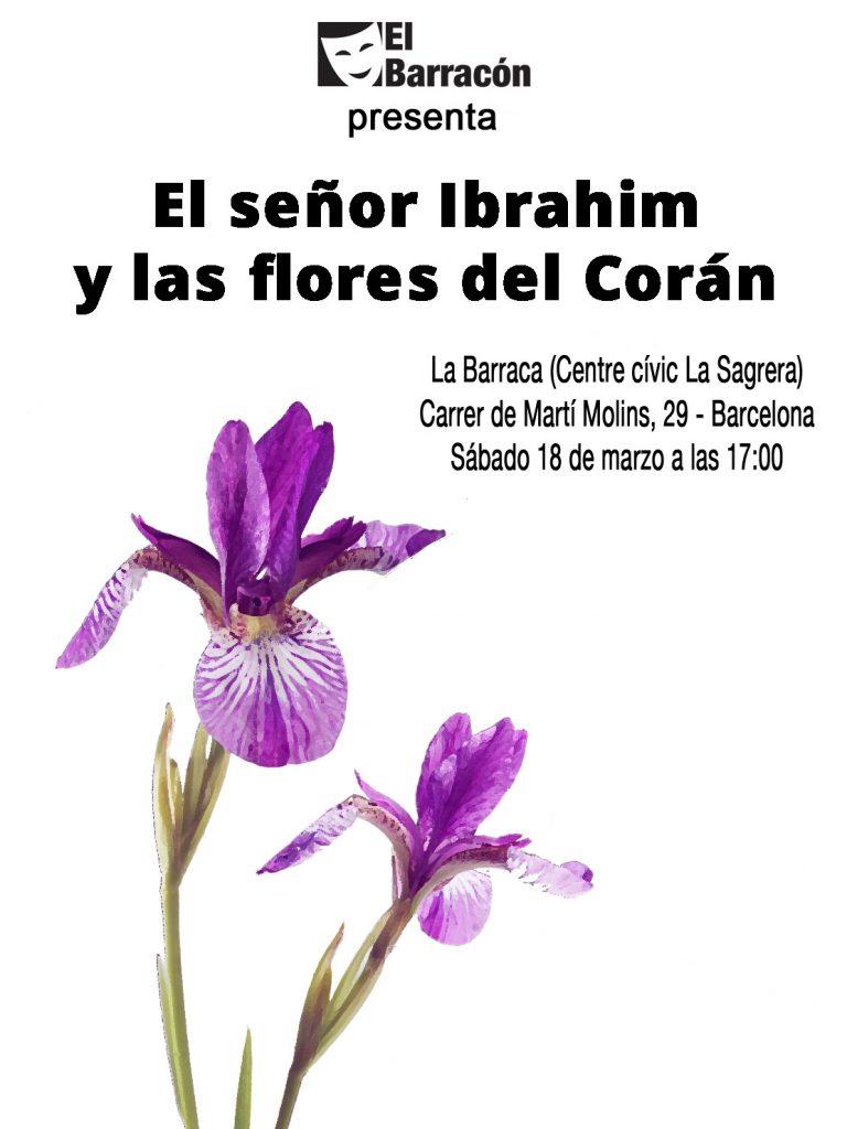 El señor Ibrahim - Barcelona 01