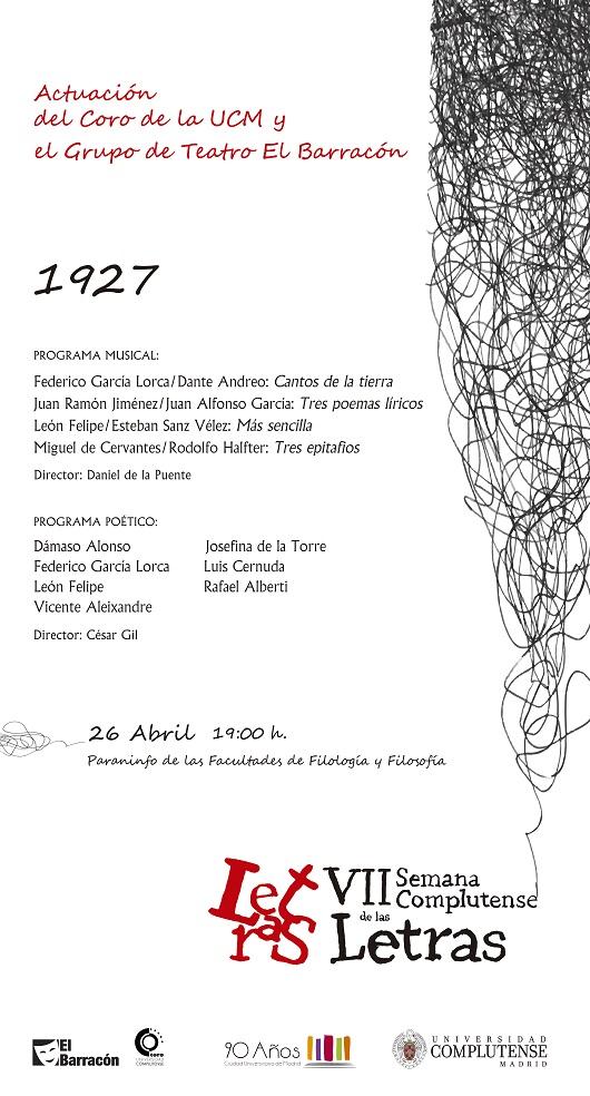 Barracón-Coro Semana Letras